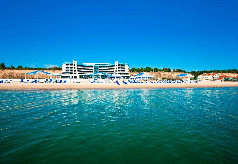 Готельний комплекс «Чорне море Кароліно-Бугаз»