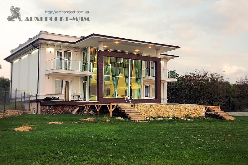 Приватний будинок «Вілла Овідій»
