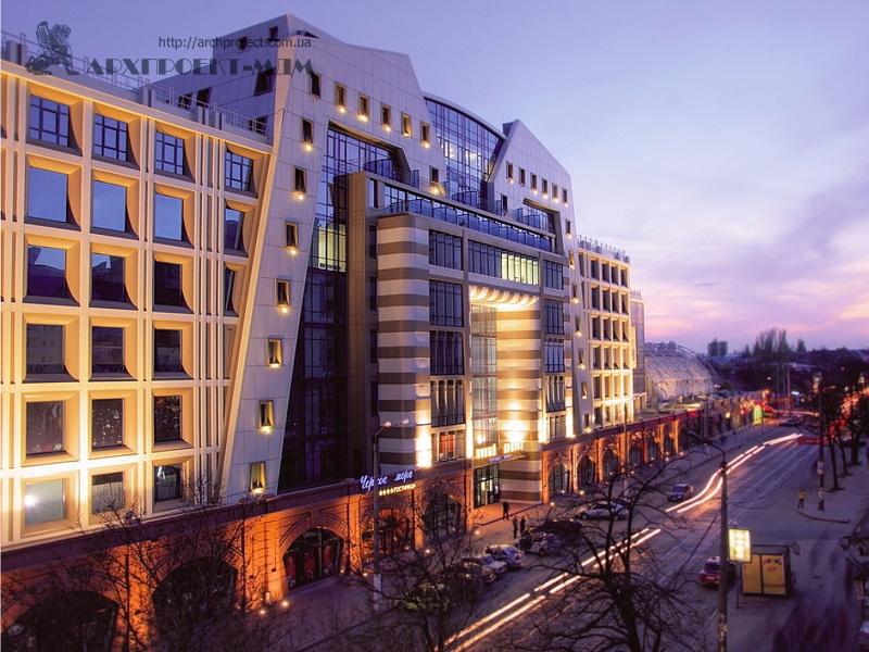 "Hotel ""Black Sea"", TC ""Novy Privoz"" – Odessa"