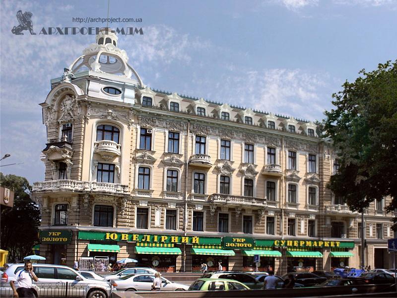 Гостиница «Пассаж»