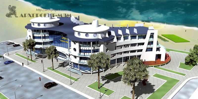 Гостиничный комплекс «Черное море Каролино-Бугаз»