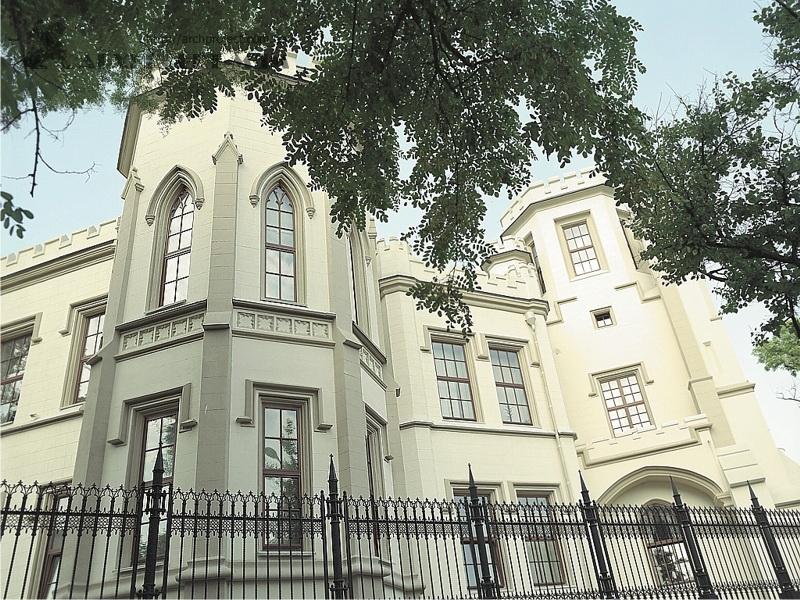 Шахский дворец, ул. Гоголя, одесса