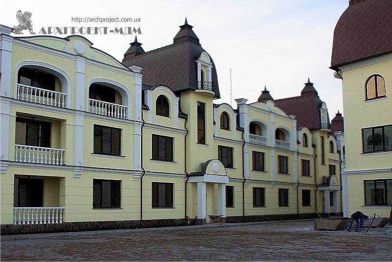 Готельний комплекс Grande Pettine 4 *
