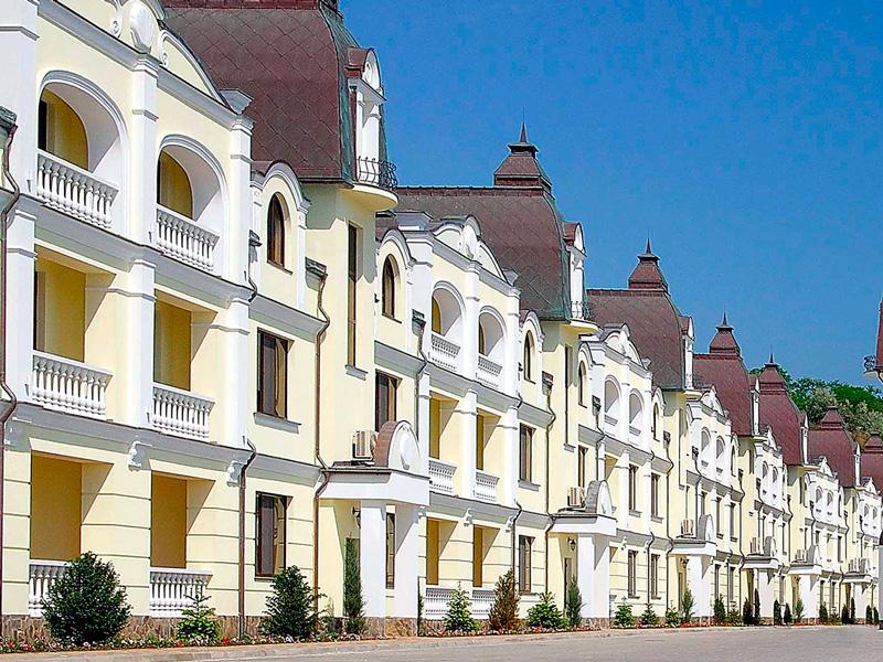 Hotel complex Grande Pettine 4 *
