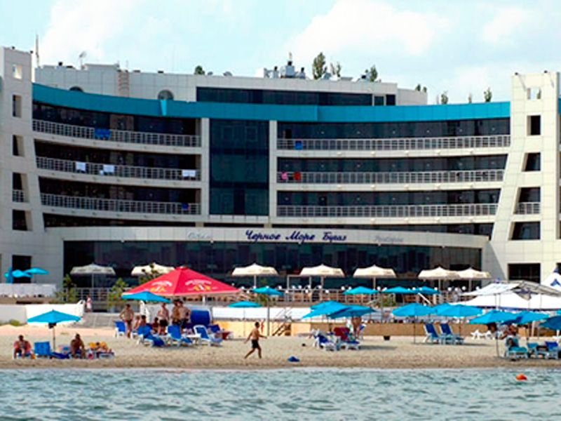 "Hotel complex ""Black Sea Karolino-Bugaz"""