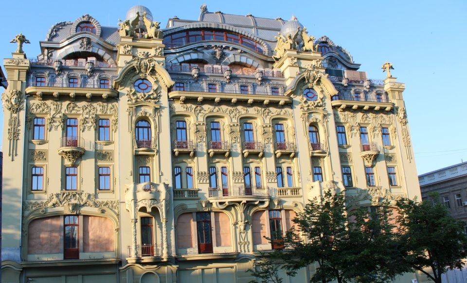 """Hotel """"Bolshaya Moskovskaya"""""""
