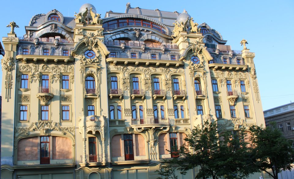 Гостиница «Большая Московская»